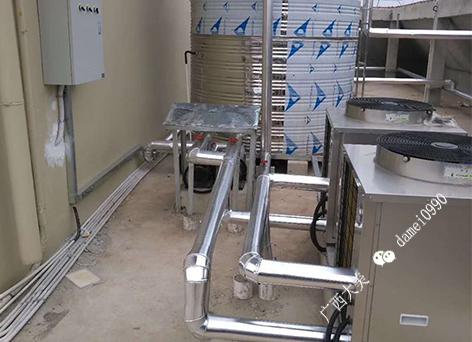 南宁空气能热水工程