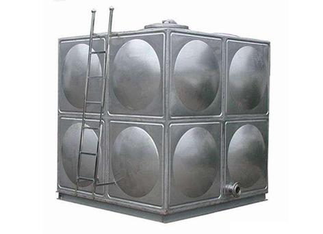 来宾不锈钢方形保温水箱