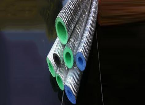 铝箔保温管