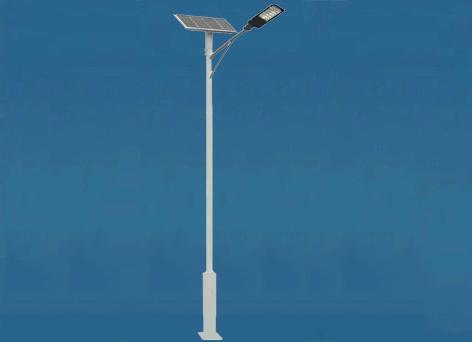 广西太阳能路灯-4米杆