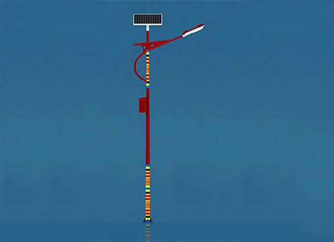 太阳能壁挂式路灯厂家