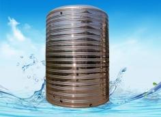 钦州不锈钢立式圆柱水箱