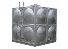 钦州不锈钢方形保温水箱