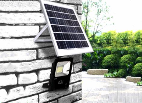 太阳能投光灯供应商